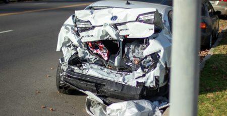 6.23 Dubuque, IA - Jeleighsa Hamilton Injured in DUI Crash at Dodge St & Cedar Cross Rd