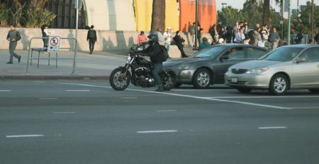 Des Moines, IA - Jerry Coles, Kristy Hyde Killed in Motorcycle Accident at E 14th St & Washington Ave