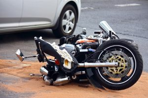 Palo, IA - Brandon Schulte Injured in Motorcycle Crash on Vinton St