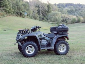 Allamakee Co, IA - Jacob Manning Injured in Fatal ATV Off-Road Accident