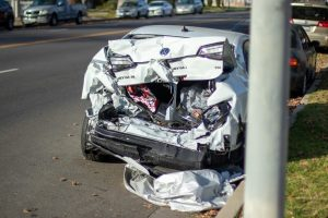 Sioux City, IA - Passenger Dies in Rollover at 17th St & Main St