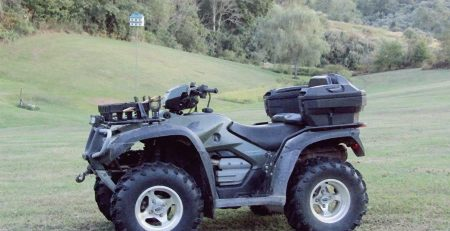 Fairfield, IA - Rhonda Short Injured in ATV Accident on Quince Ave