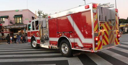 Burlington, IA - Deadly Fire at Apt Complex on Washington St