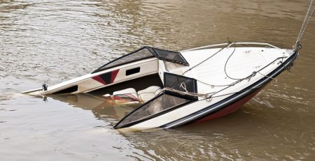 Jackson Co, IA - Boating Accident on Mississippi River Injures Two