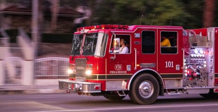 Windsor Heights, IA - Two Injured in Condo Fire on School St