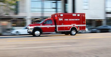 Davenport, IA - Woman Struck by Pickup Truck at Locust St & Lincoln Ave