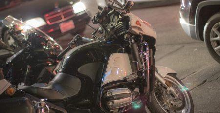 Cedar Rapids, IA - Seandon Hodges Injured Riding Motorcycle on IA-100