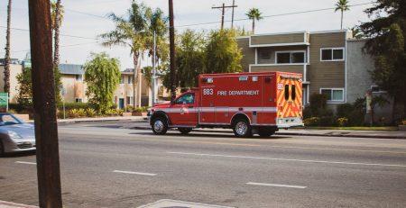 Sioux City, IA - One Hospitalized After Fire on Fairmount Street